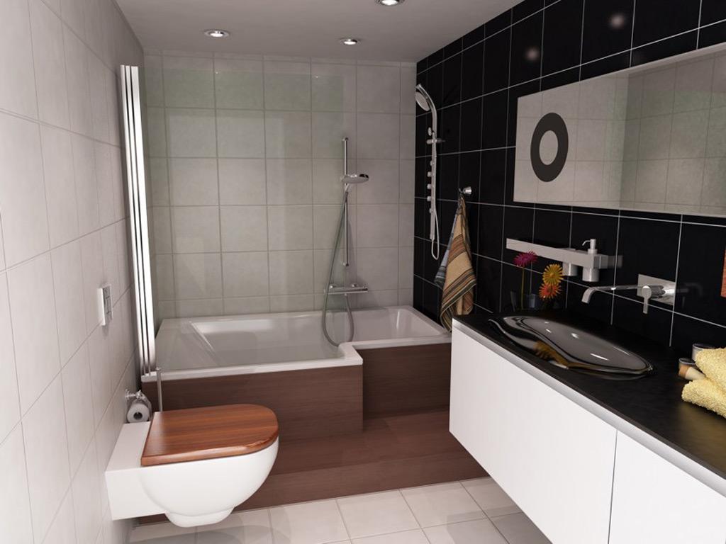 CERAY Park Musterwohnung Badezimmer