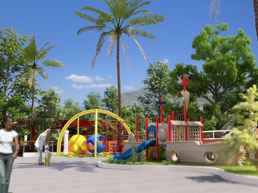 CERAY Park Spielplatz