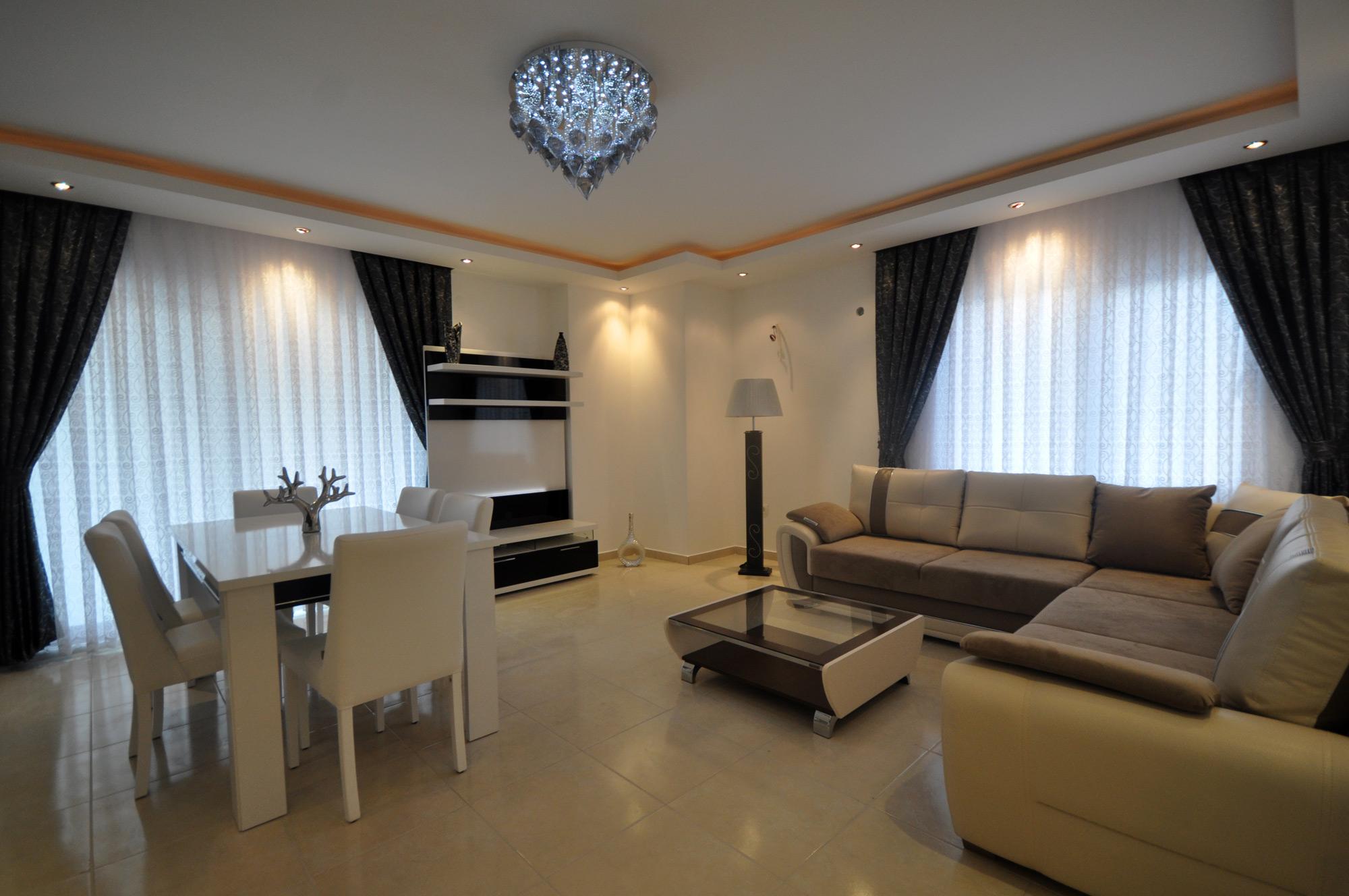 Ceray V.I.P Grundriss Penthouse Ost